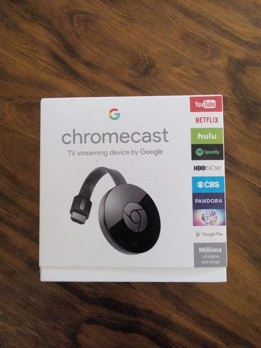 Chromecast Nuevo