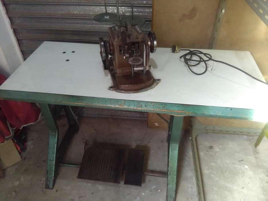 LIQUIDO HOY..Maquina Bicadeneta Unidora Armadora Textil