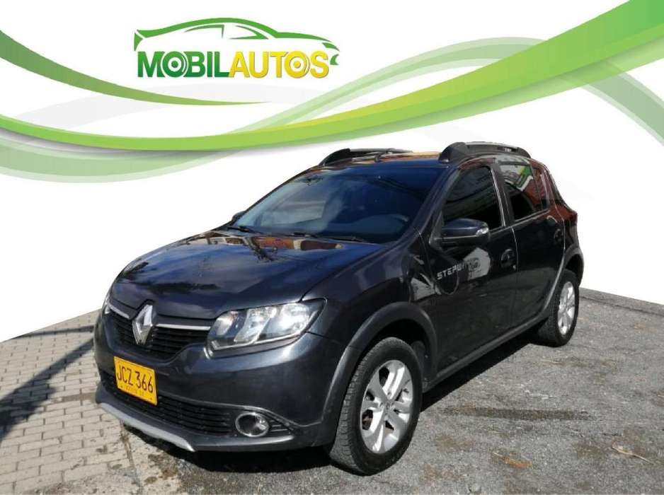 <strong>renault</strong> Sandero Stepway 2017 - 46000 km