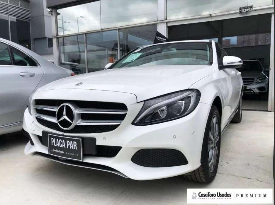 <strong>mercedes-benz</strong> Clase C 2018 - 15200 km