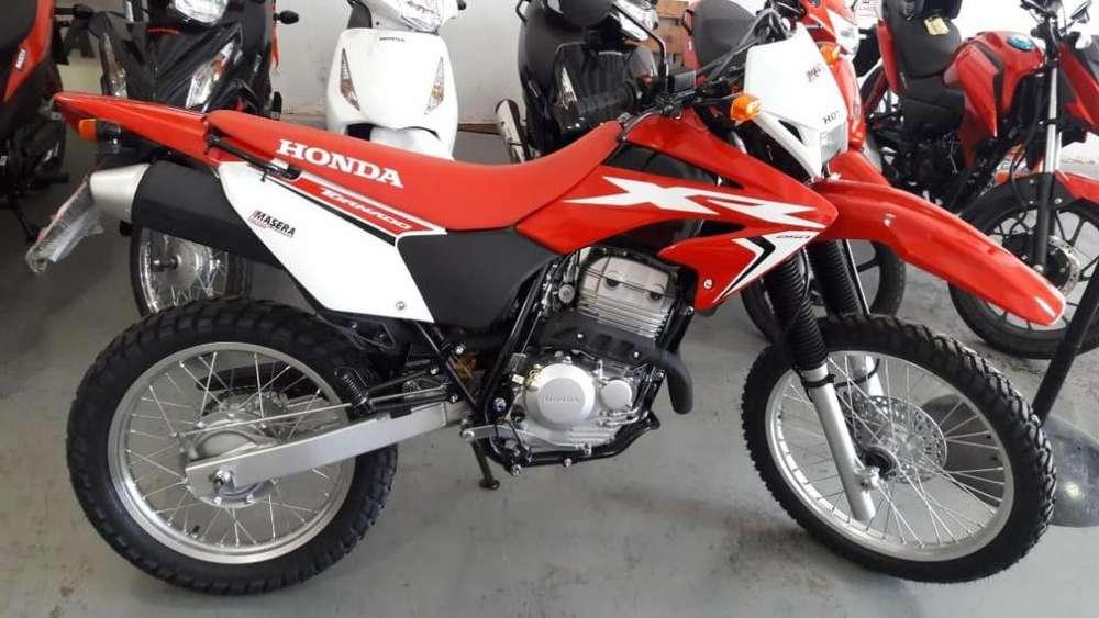 Honda Xr 250 Tornado 0km Masera Motos STOCK LIMITADO