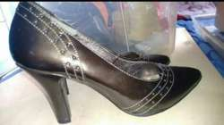 Zapatos Taco Marca Soft