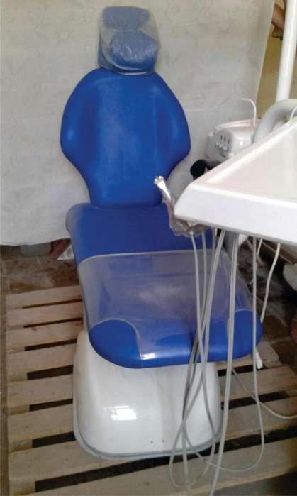 sillon odontologico Denimed Clasic sin uso