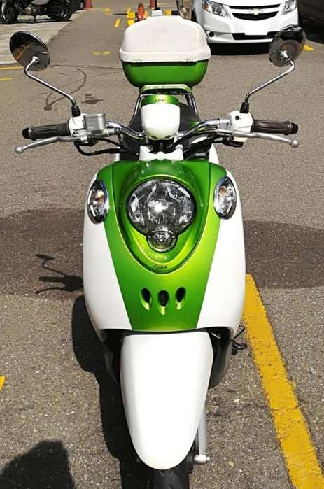 <strong>yamaha</strong> Fino Verde Af115s