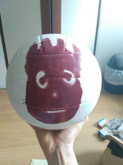 Balón Original Wilson Volley Náufrago