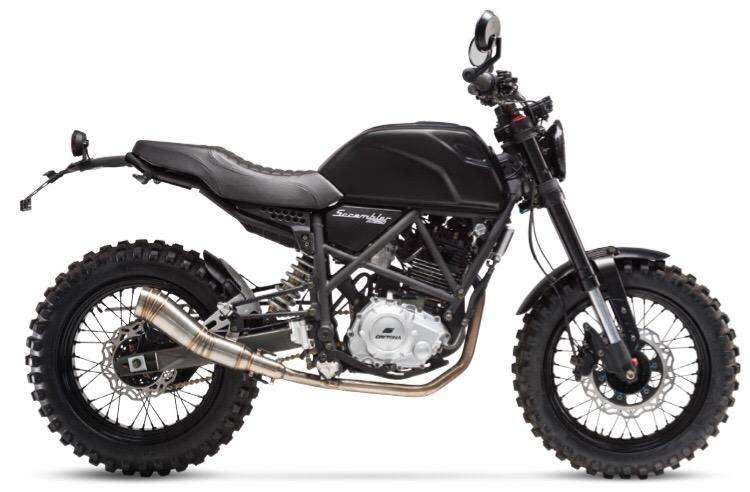Moto 6 Marchas 250Cc con Radiador Imitacion Cafe Racer Whatsapp 0999614350