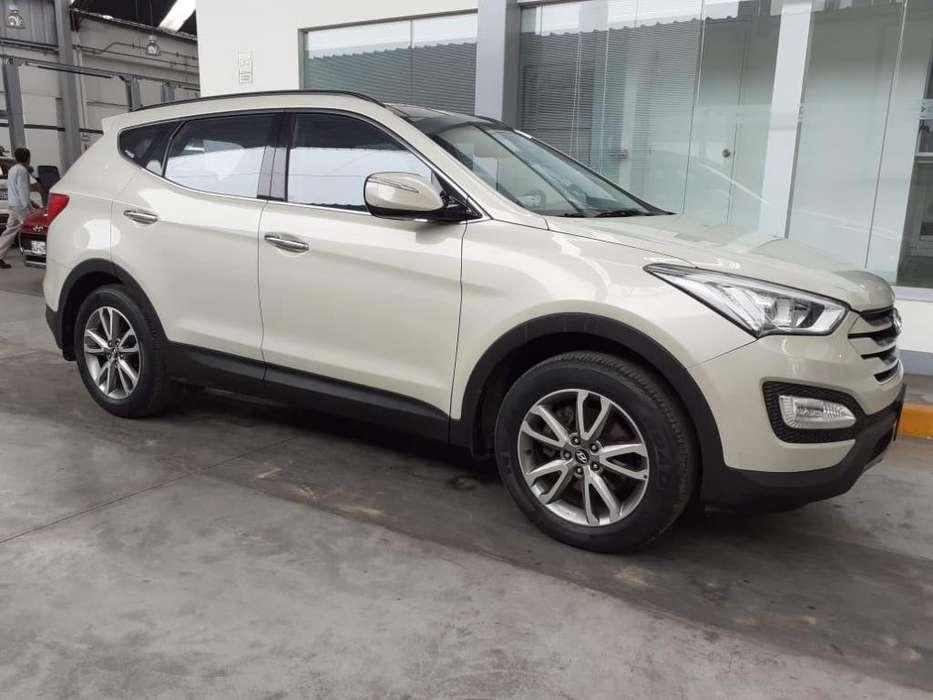 Hyundai Santa Fe 2013 - 47000 km