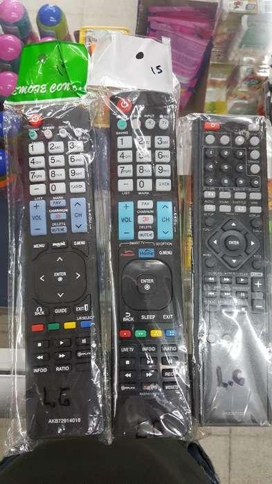 Controles para Tv en Todas Las Marcas