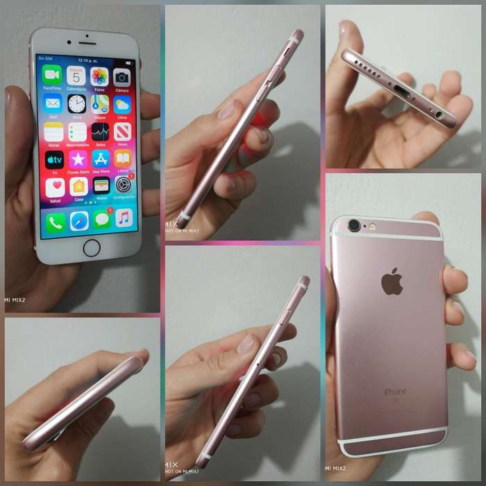 iPhone 6s Rosa 32 Gb