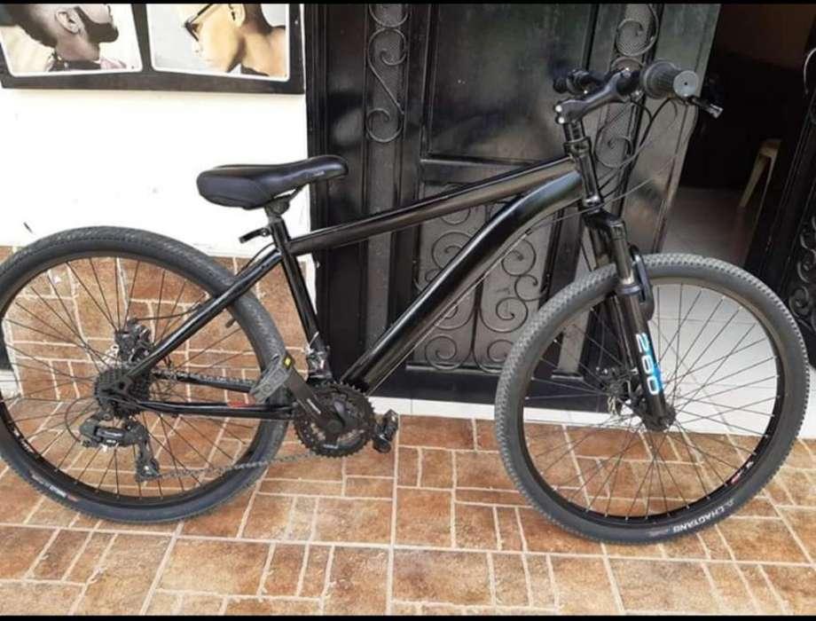 Bicicleta Wg Color Negra