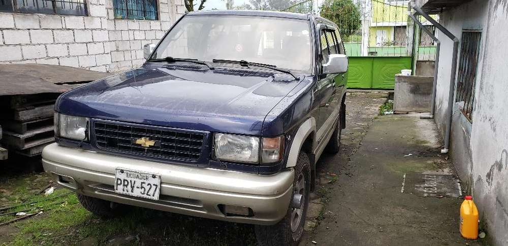 Chevrolet Trooper 1996 - 182500 km