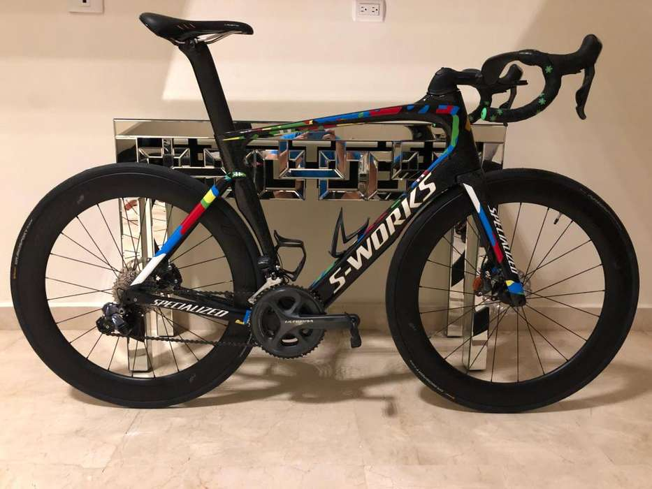 Specialized Swork Venge Vias disc