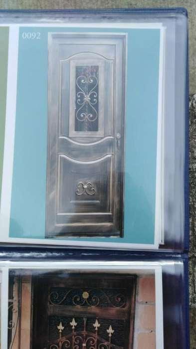 Puertas en Lamina