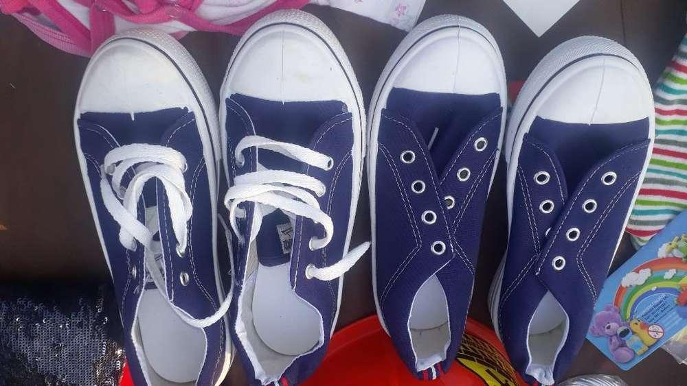 Vendo Zapatillas Nuevo N33, 37.33.30,