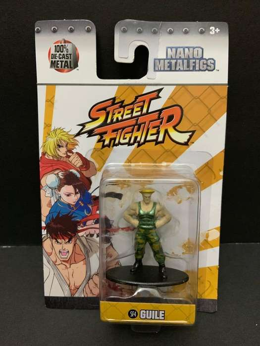 Streetfighter Guile