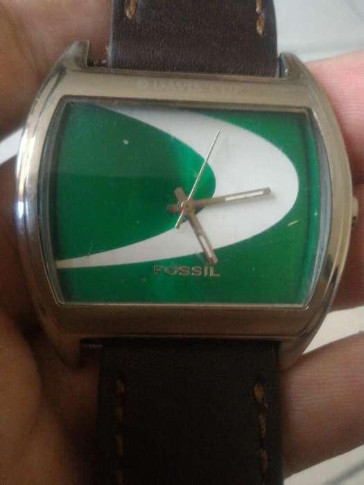 Reloj Fossil Copa Davis Edicion Limitada