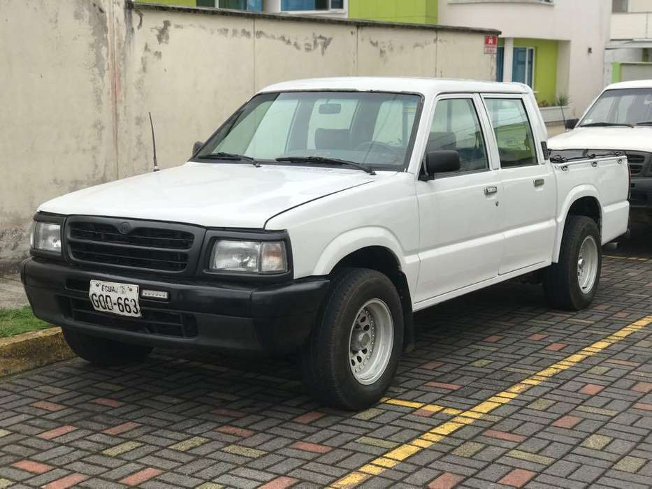 <strong>mazda</strong> B 2200 1997 - 300000 km