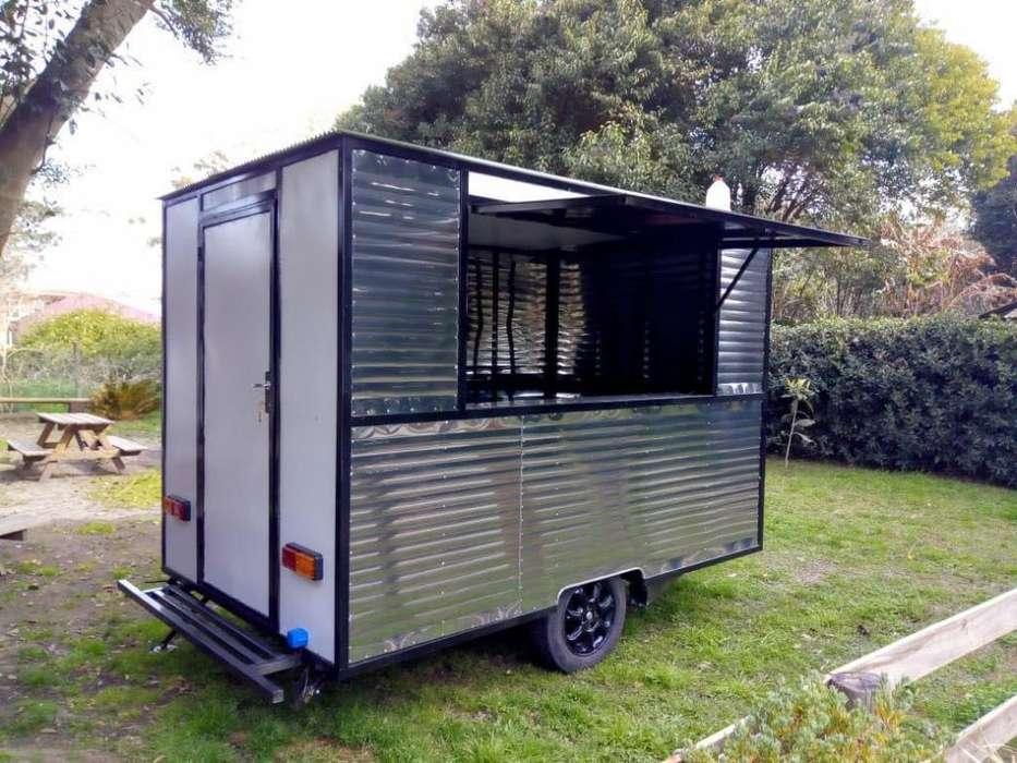 Food Truck 3m x 1.90. Nuevo!