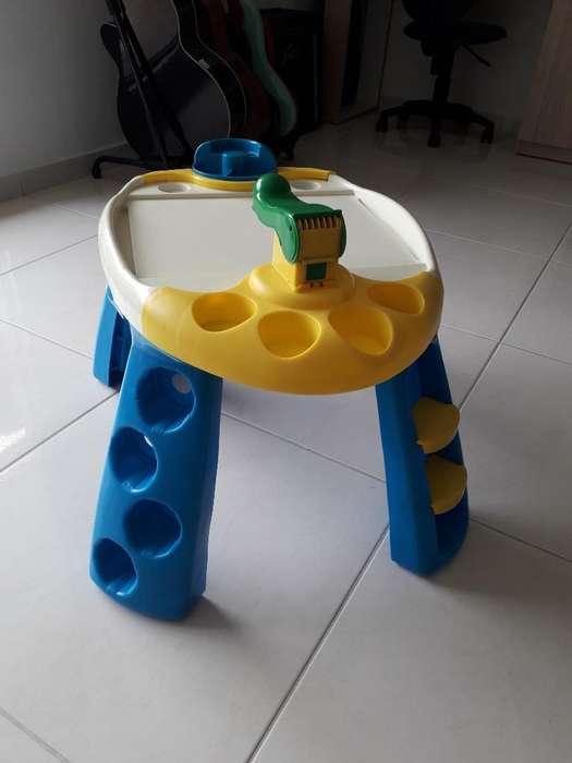 Mesa para Plastilina Playdoh