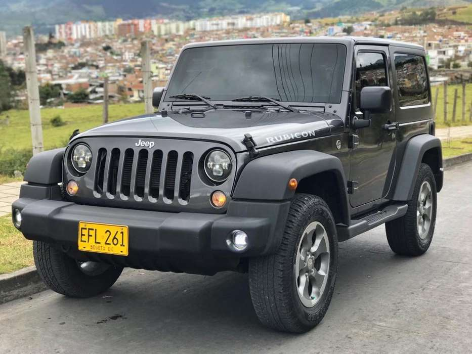 <strong>jeep</strong> Rubicon 2017 - 30000 km