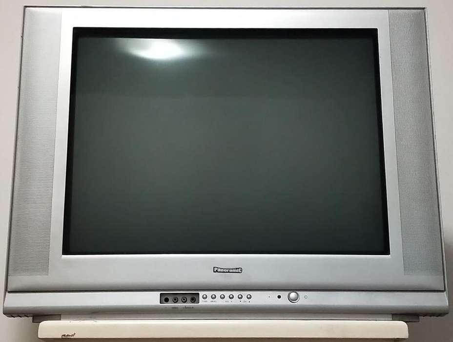 Tv Panoramic 29'' Pantalla Plana.