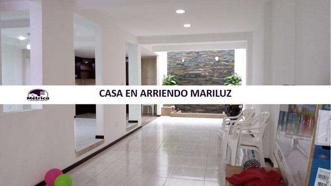 420A CASA EN ARRIENDO MARILUZ