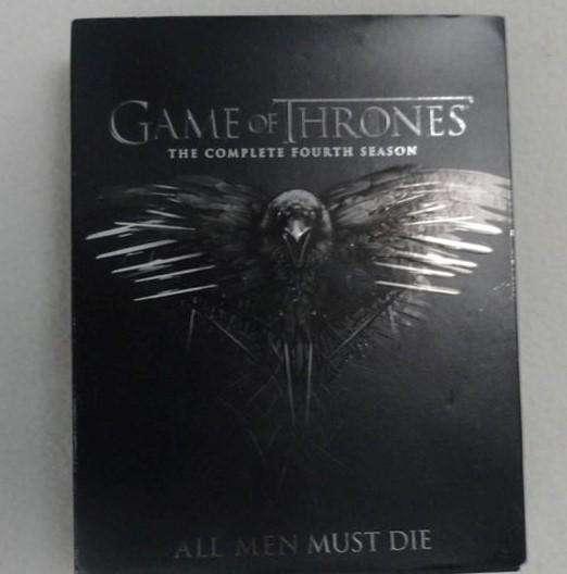 Game of Thrones, temporada 4 completa, BlueRay, original