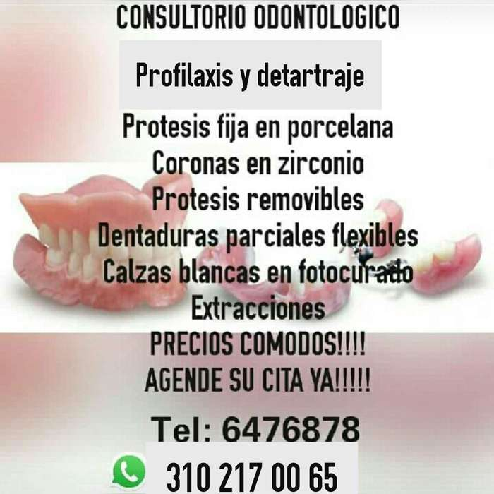 Consultorio Odontología