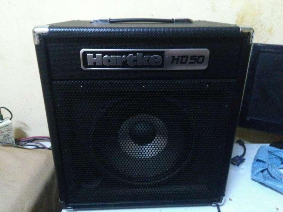 Amp de bajo Hartke Hd 50