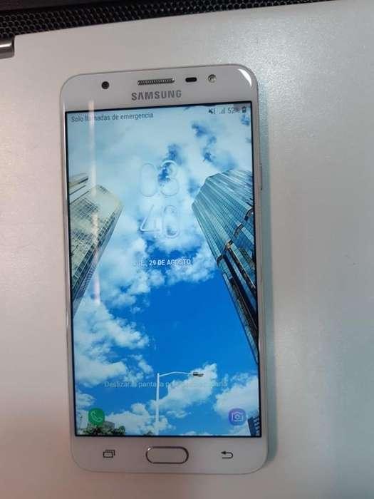 Vendo Samsung J7 Prime de 32 Gb