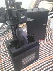 impresora 3 D