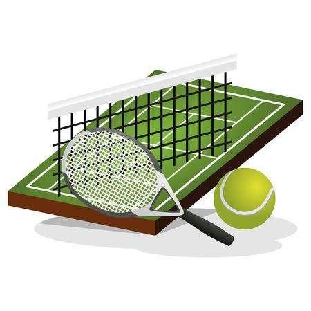 Juega Tenis, Clase de Tenis