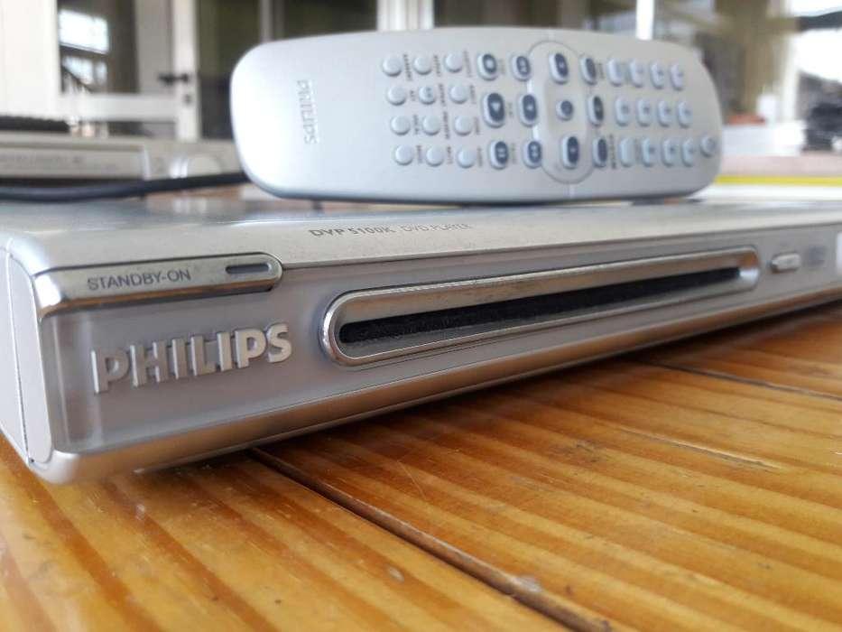 Reproductor de Cd - Dvd Philips Dvp 5100