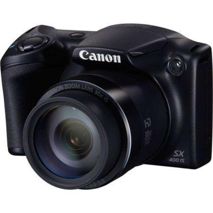 Vendo Canon Powershot Sx400 Como Nueva