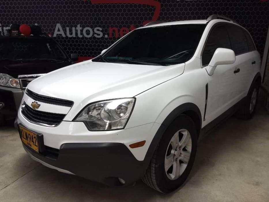 Chevrolet Captiva 2014 - 87000 km