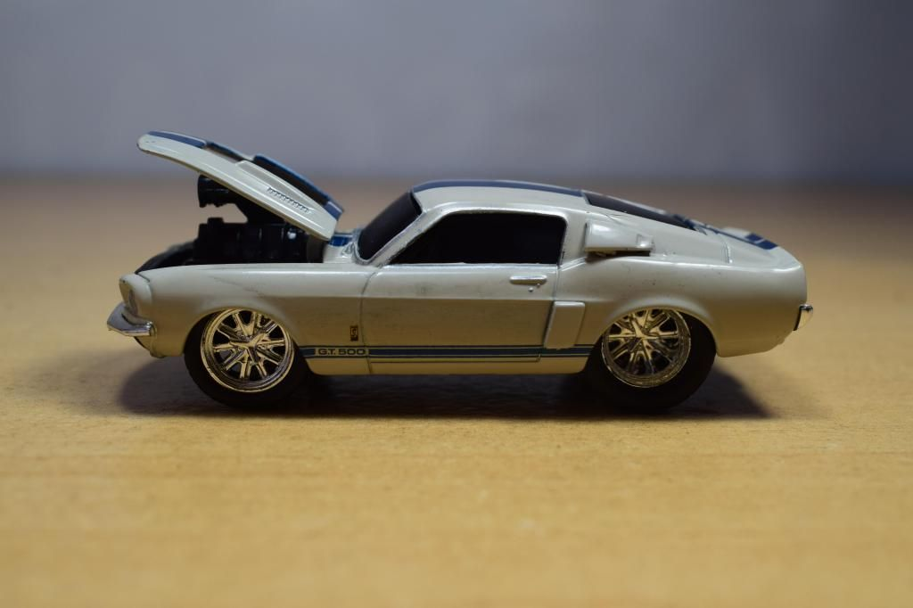 AUTO SHELBY GT500 1967