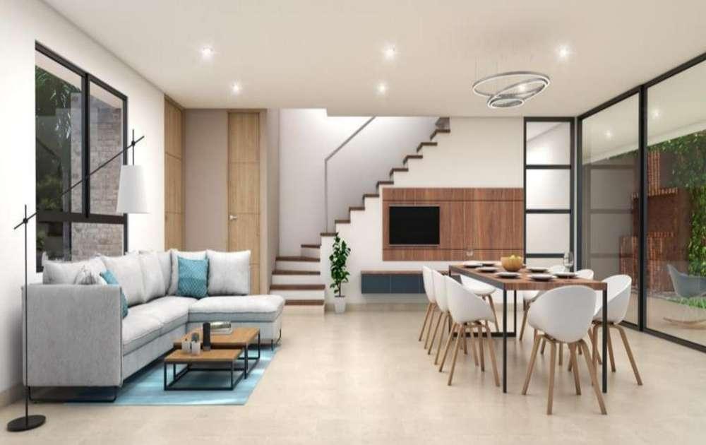 Proyecto - Casas Conjunto Residencial