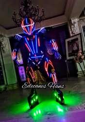 SHOW ROBOT LED PARA TUS  EVENTOS