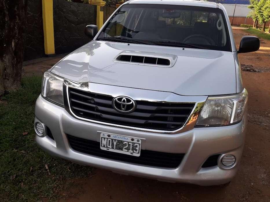 Toyota Hilux 2013 - 263000 km