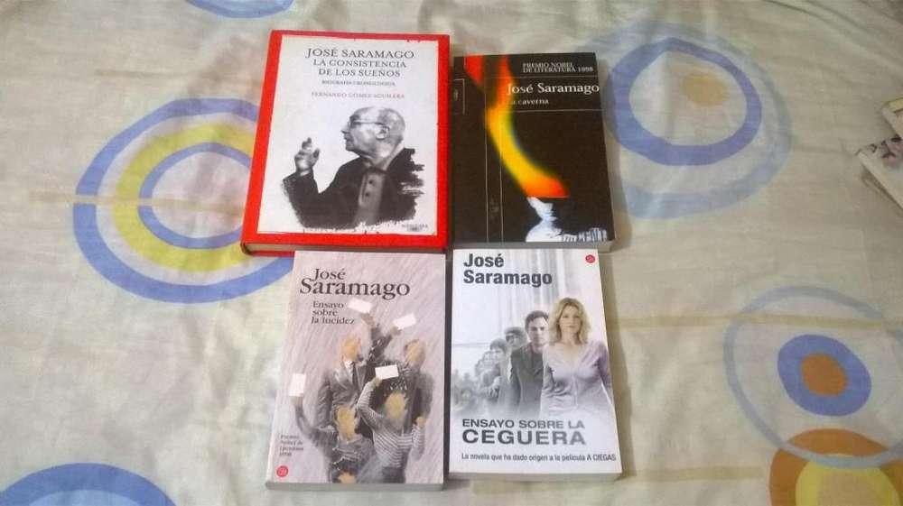 José Saramago - 4 Libros
