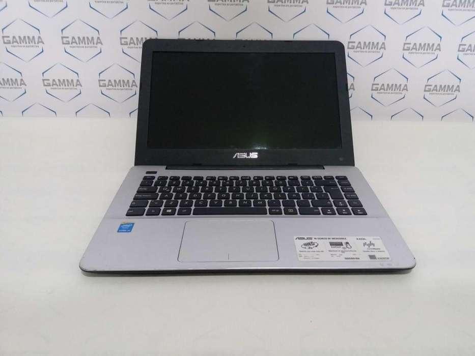 PORTATIL asus x455l , intel core i3 de 5ta 4gb de RAM , 1TB disco duro