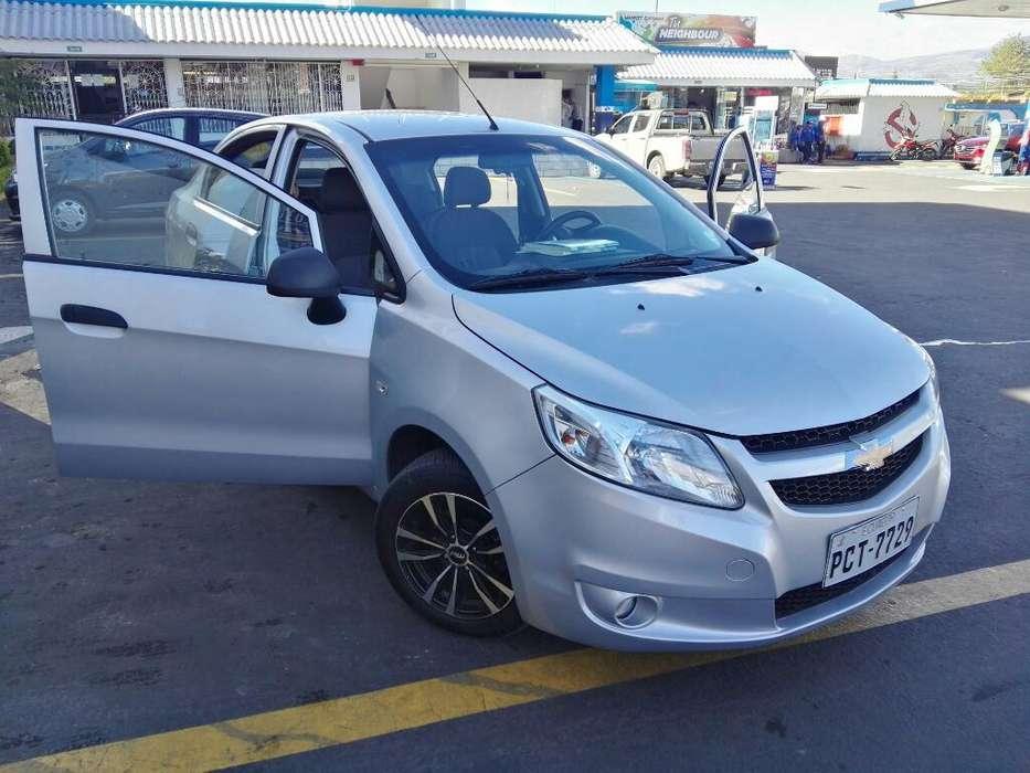 Chevrolet Sail 2017 - 54000 km