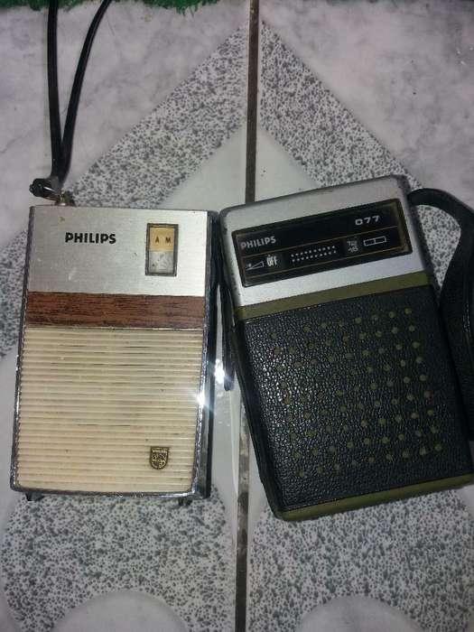 Radios de Bolsillo Antiguos