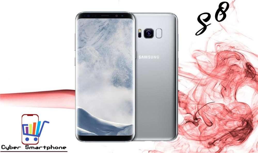 Samsung S8 /Equipo totalmente nuevo y sellado con garantia/CYBERSMARTPHONE