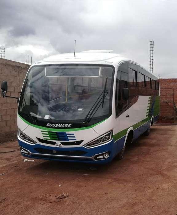 Vendo bus urbano nuevo