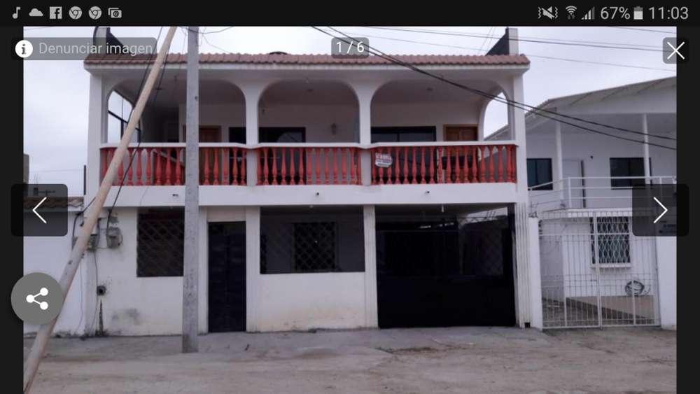 Se alquila casa en Ballenita, Santa Elena
