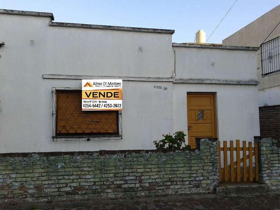 Casa en venta en Berazategui Oeste