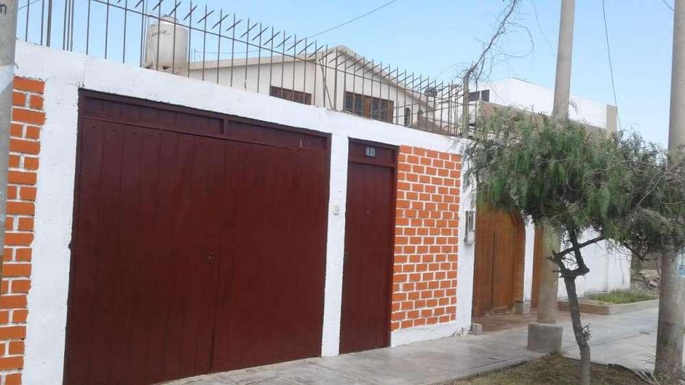 Casa en alquiler / Chincha