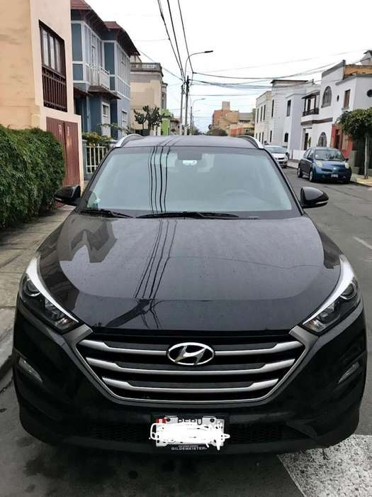 Hyundai All New Tucson 2016 - 23000 km
