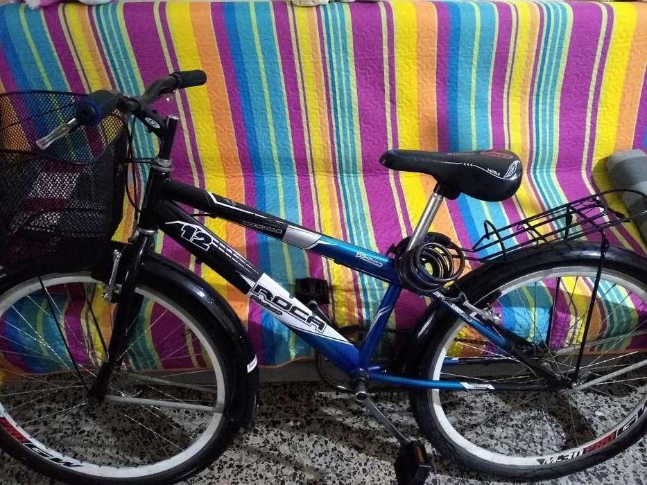 Bicicleta en Venta en Muy Buen Estado